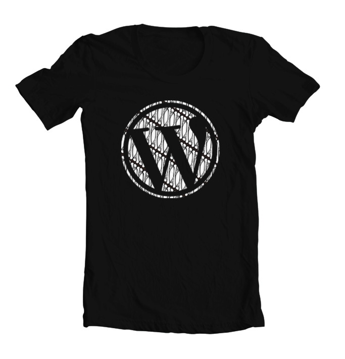 Kaos Wordpress Batik - TLGS 1