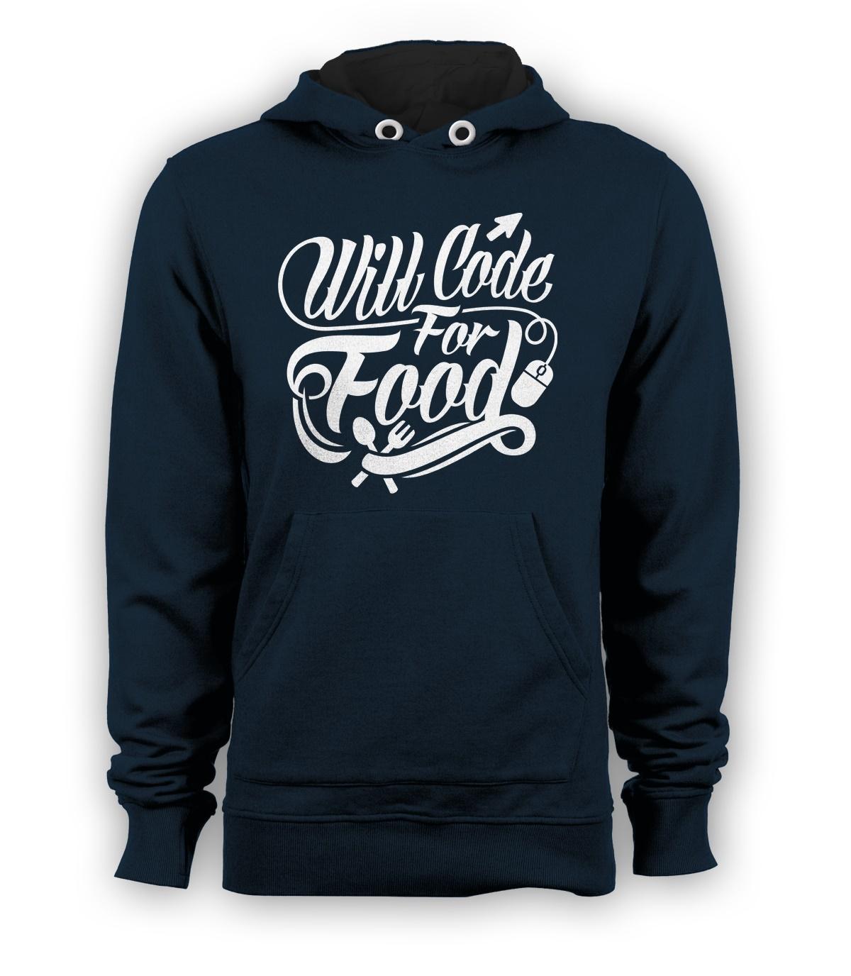 [PRE Order] Hoodie Code For Food 5