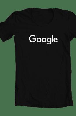 Kaos Google Logo - TLGS 1