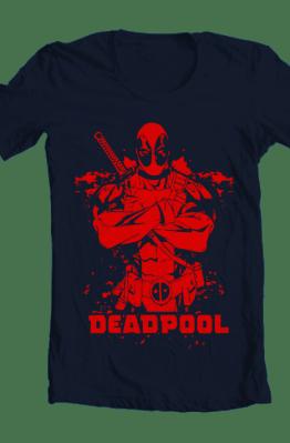 Kaos Deadpool - TLGS 1