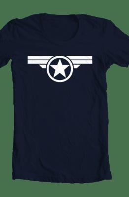 Kaos Captain America - TLGS 1