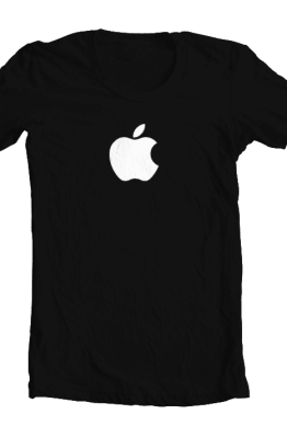 Kaos Apple - TLGS 1