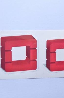 Stiker OpenStack -  Vinyl Cut 1