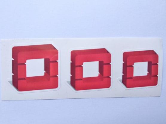 Stiker OpenStack -  Vinyl Cut 2