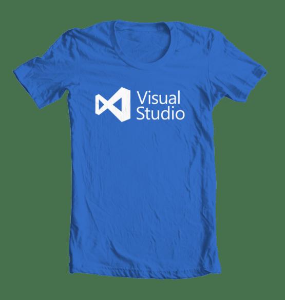 Kaos Visual Studio - TLGS 2