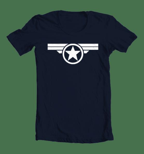 Kaos Captain America - TLGS 2