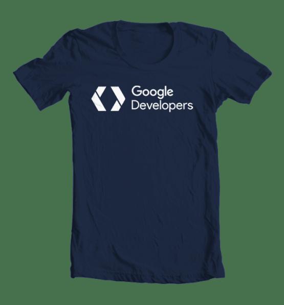 Kaos Google Developer - TLGS 2