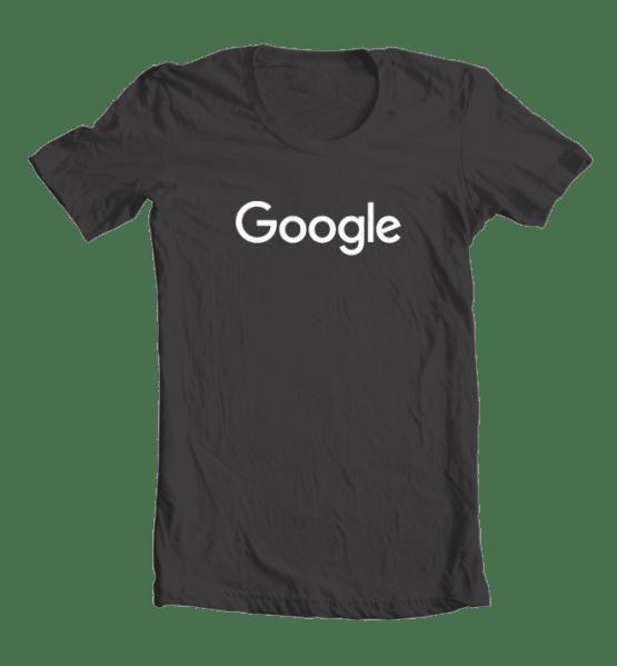 Kaos Google Logo - TLGS 3