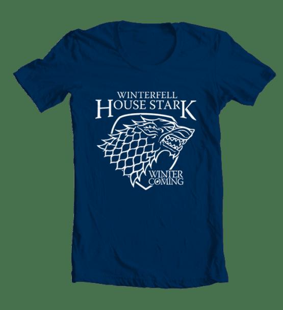 Kaos House Stark Game Of Throne - TLGS 5