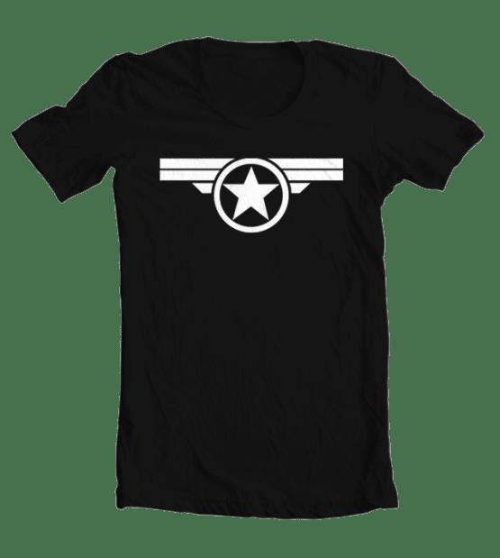Kaos Captain America - TLGS 4