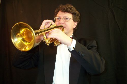 Mark Bacon: The Wedding Trumpeter