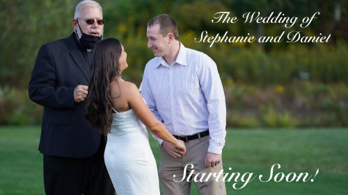 Connecticut Wedding Live Streaming