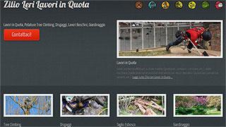 SinerWeb® website lavorialtezza.it