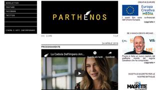 SinerWeb® website parthenosdistribuzione.it