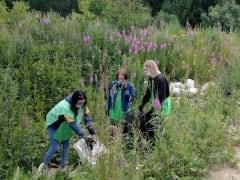 Проект «Экологический патруль на Крайнем Севере России» попал в список 100 лучших экологических инициатив ЮНЕСКО