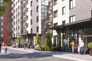 2-к квартира, 39 м², 2/10 эт.