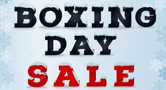 Boxing Day Furniture Sale Bargains Coming Soon