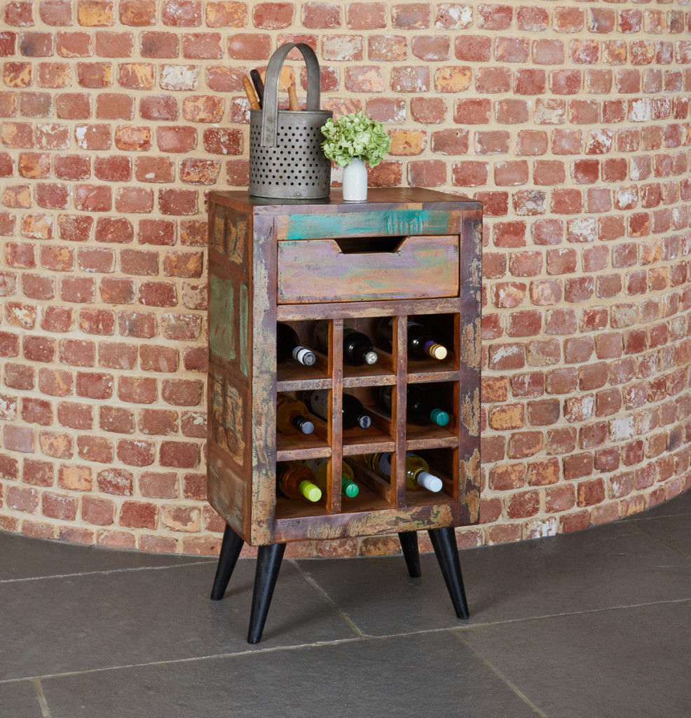 Baumhaus Coastal Chic Wine Rack