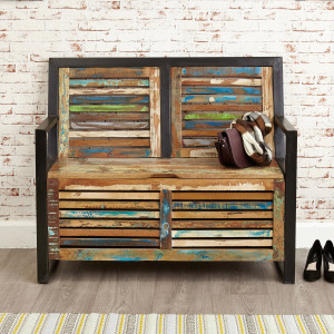 Urban Chic monks bench