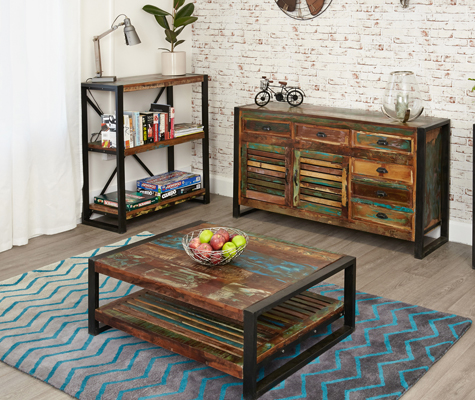 Recycled Living Room Furniture