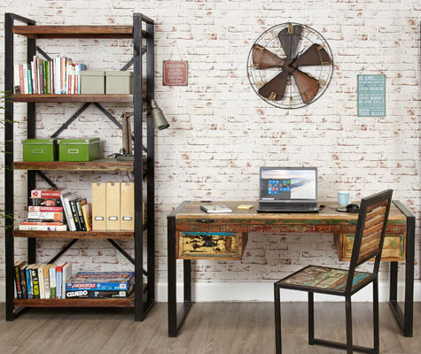 Reclaimed Home Office Furniture