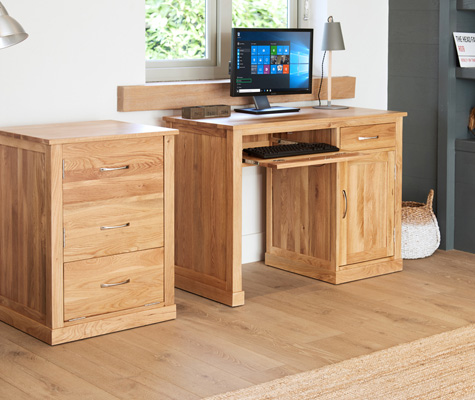 wooden home office. OAK · Mahogany Home Office Furniture Wooden