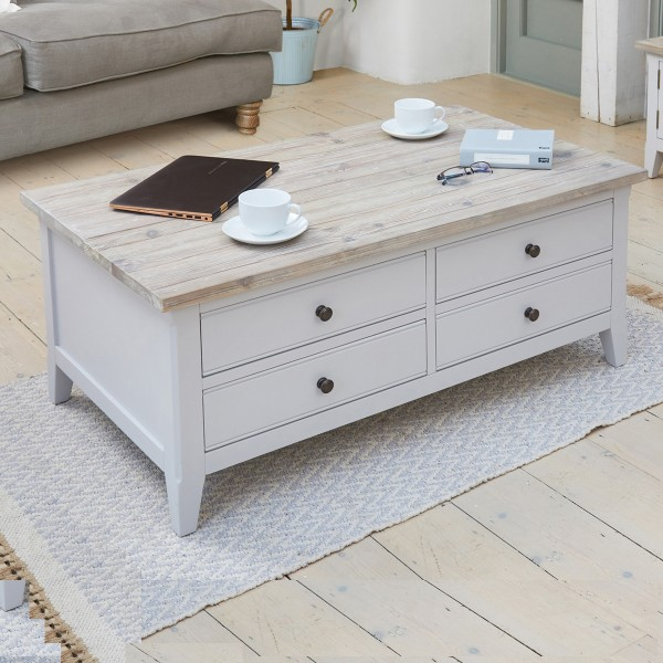 Signature Grey coffee table