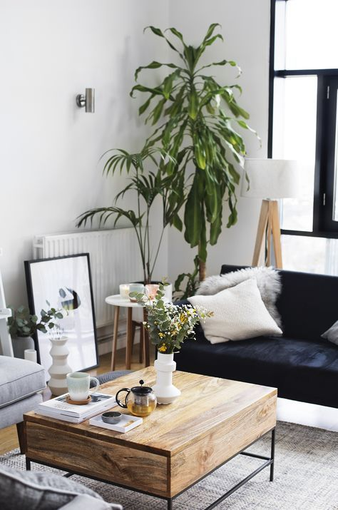 9 design ideas of maximise a small living room