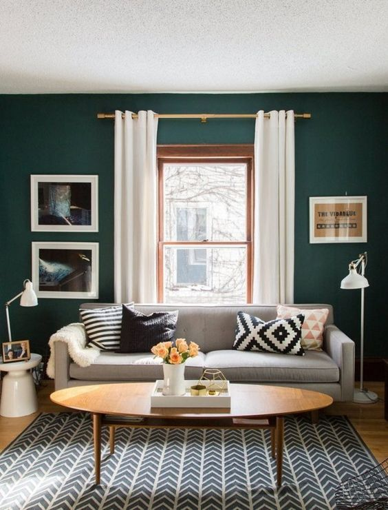Small room ideas No 1: Get the scale of the furniture right