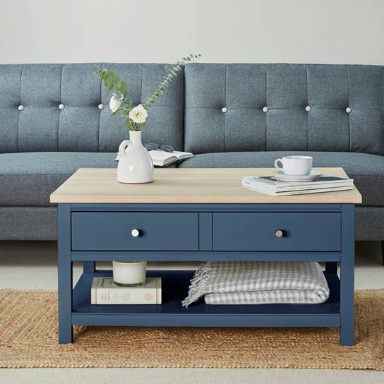 8 ways to add blue to your home