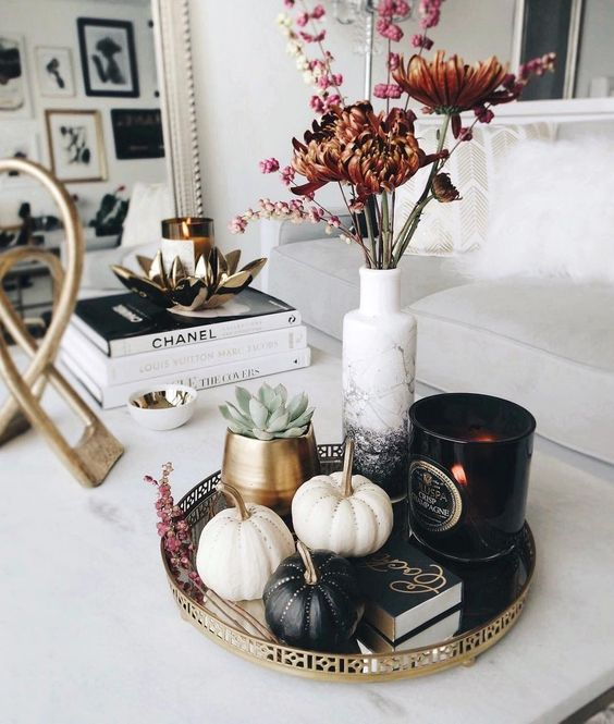 12 tips to decorate the perfect coffee table