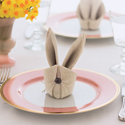 12 ideas to make your Easter table WOW