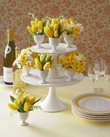 12 ways to give your Easter table WOW