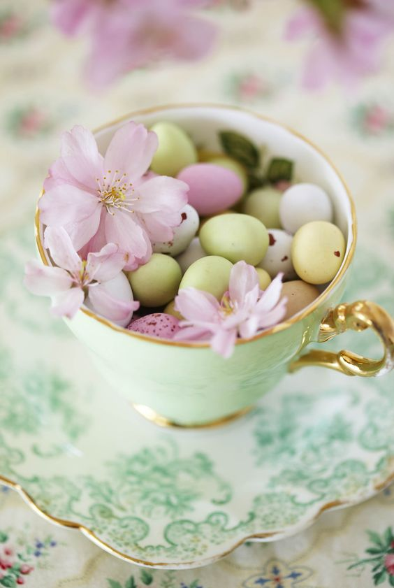 12 ways to make your Easter table WOW!