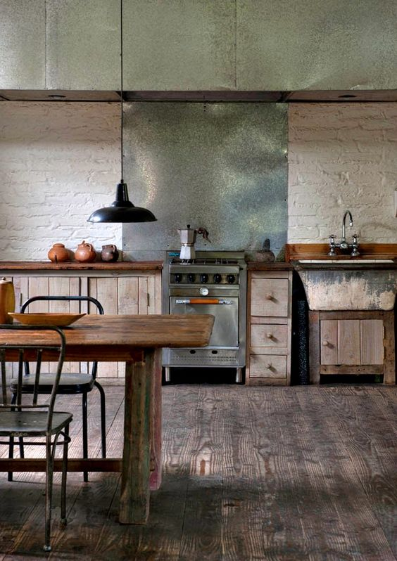Wabi Sabi Kitchen