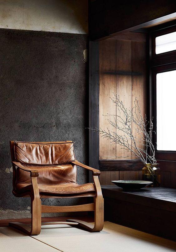 Wabi Sabi Chair