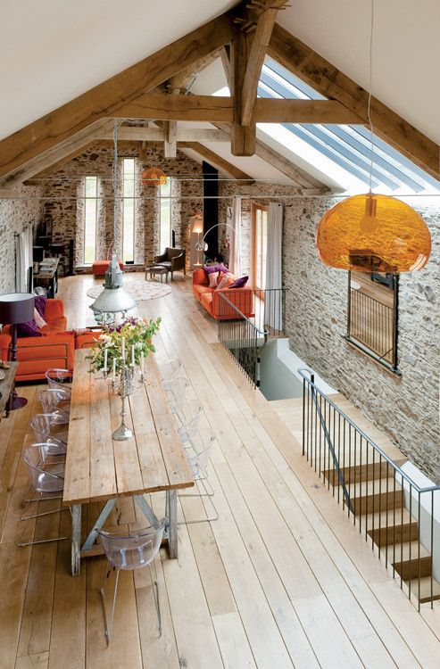 How to add industrial style to your home