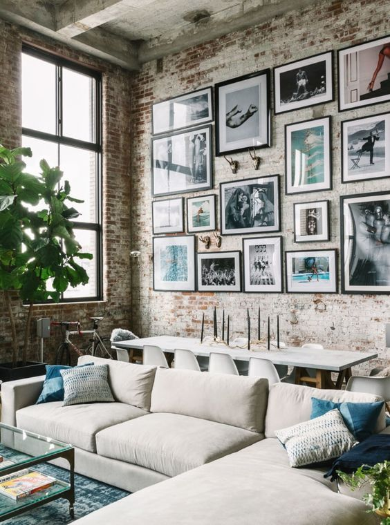 How to add industrial style to your interior