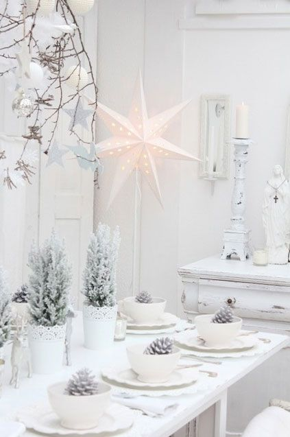Trends for a sparkling Christmas table