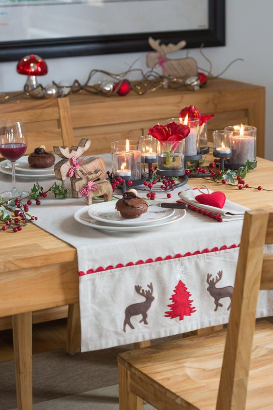 Top trends to add sparkle to your Christmas table