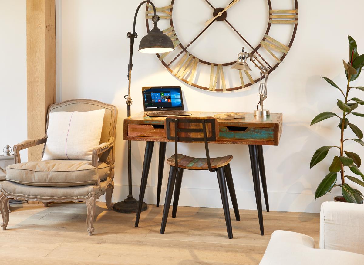 Coastal Chic Laptop Desk