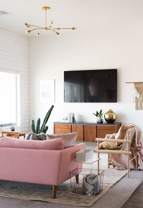 Planning the perfect living room layout