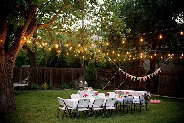 Planning a summer party