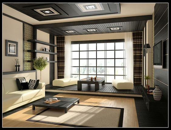 Asian inspired interior design ideas