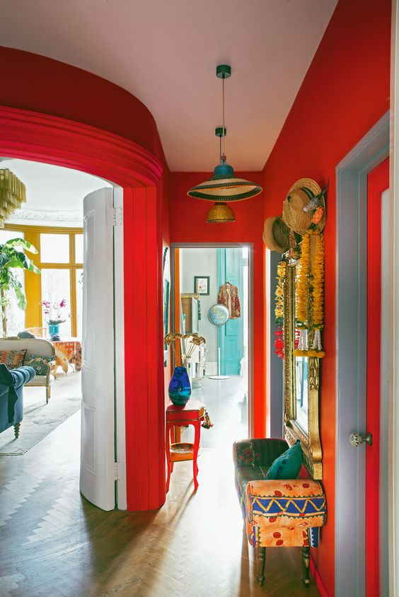 How to style your hallway