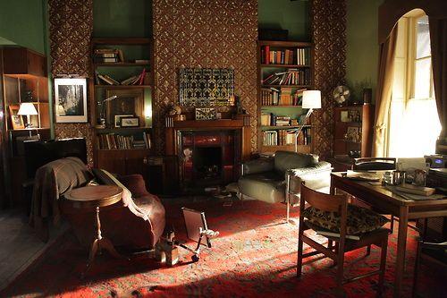 Sherlock living room