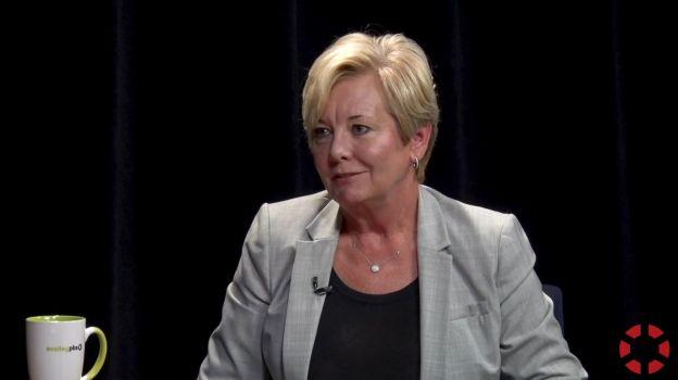 Kristen Beall, President & CEO of the Kern Community Foundation