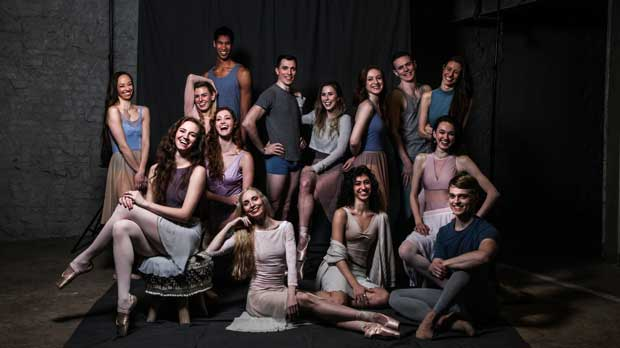 """Cast by Melissa Dooley Photography"" Photo courtesy of  Ballet Arkansas"