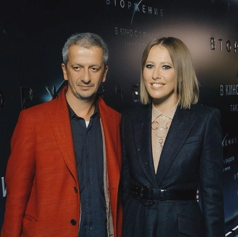 «Бонни и Клайд объединились в банду»: Собчак и Богомолов отметили полгода со дня свадьбы