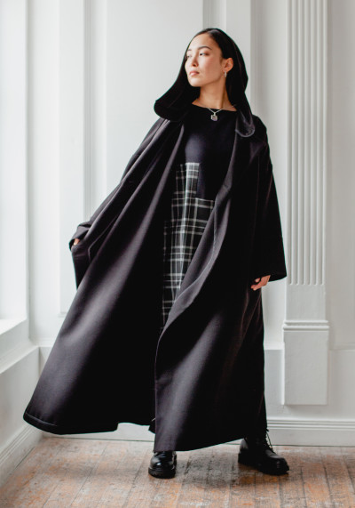Утеплене пальто ЙОРУ